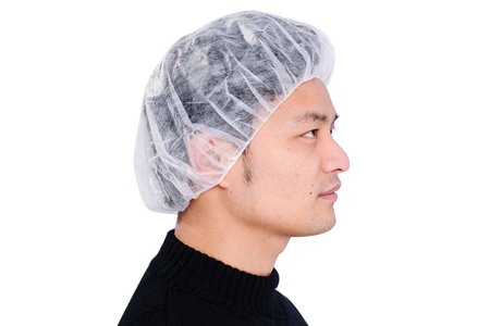 Polypropylene Disposable Bouffant Cap