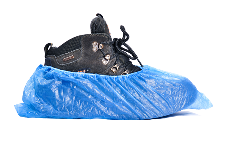 CPE Disposable Shoe Cover