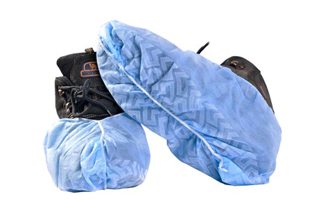Polypropylene Non Woven Shoe Cover Anti-Skid