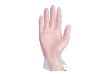 Disposable Clear Powder Free Vinyl Glove